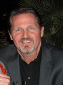 Photo of David McCauley of the ADB