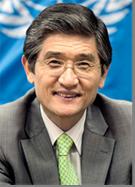 Photo of Ambassador Raekwon Chung of UNESCAP