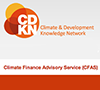 Climate Finance Advisory Service by CDKN