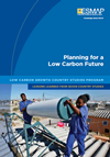Cover of the ESMAP Planning for a Low Carbon Future publication