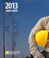 ESMAP Annual report cover