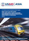 Cover of the Fast Out of the Fater report, Volume 1