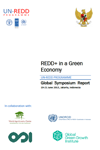 Cover page of REDD and GE symposium report