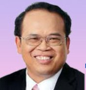 Photo of Dr. Wijarn Simachaya, Secretary-General of the Thailand Office of the Natural Resources and Environmental Policy and Planning of the Ministry of Natural Resources and Environment